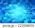 ネットワーク素材 22308650