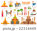 Country thailand travel vacation guide of goods 22314449