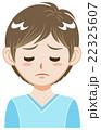 男の子・表情 22325607