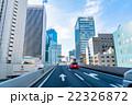 【東京】首都高速・車載撮影 22326872