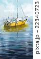 黄色いヨット 挿絵 22340723