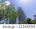 新宿 ビル 高層ビルの写真 22348504