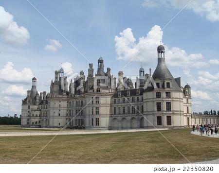 フランス ロワール地方 シャンポール城 22350820