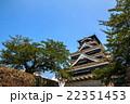 熊本城 22351453