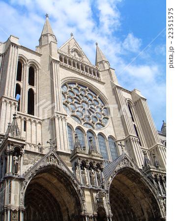 フランス シャルトル大聖堂 22351575