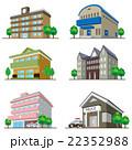 建物 / 立体図形 22352988