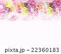 薔薇 壁紙 花柄のイラスト 22360183