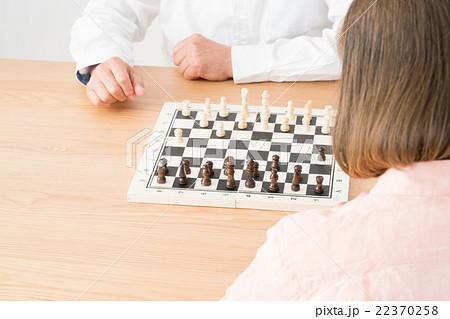 チェス/対戦の写真素材 [22370258] - PIXTA