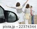 女性 3人 友達の写真 22374344