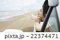 旅を楽しむ女性 22374471