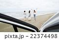 旅を楽しむ女性 22374498