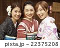ポートレート 女性 3人の写真 22375208