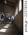 酪農 女性 22378554