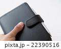 手帳 システム手帳 スケジュール帳の写真 22390516
