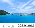 阿嘉大橋 橋 海の写真 22391008