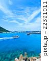 阿嘉大橋 橋 海の写真 22391011