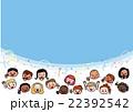 世界 ベクター 子供のイラスト 22392542