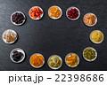 ドライフルーツ 果物 フルーツの写真 22398686