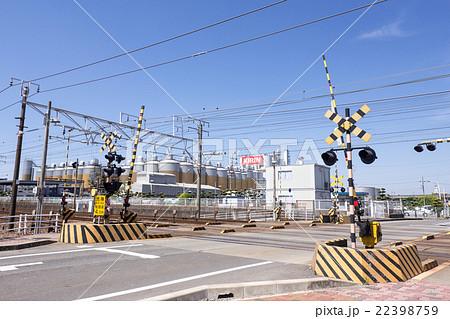 踏切・JR東海道本線 キリンビール名古屋工場前 22398759