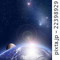銀河と地球 22398929