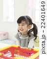 ライフスタイル 女の子 子供の写真 22401649