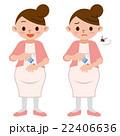 虫刺され 薬 妊婦のイラスト 22406636