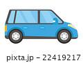 乗り物 軽自動車 車のイラスト 22419217