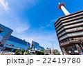 京都タワー 京都駅 京都駅ビルの写真 22419780