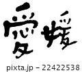 愛媛 日本語 文字のイラスト 22422538