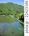 仁淀川と釣り人 22423186