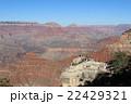 夕方のグランドキャニオンの絶景 アメリカ アリゾナ 22429321