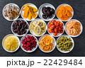 きれいなドライフルーツ Beautiful dried fruit 22429484
