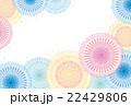 ポストカード 花火 打ち上げ花火のイラスト 22429806