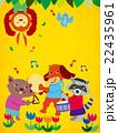 動物達の音楽会 22435961