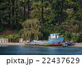 チリ 湖 風景の写真 22437629