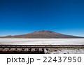 ボリビア チリ 風景の写真 22437950