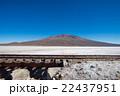 ボリビア チリ 風景の写真 22437951