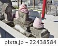 八百比丘尼の石像の背中 22438584