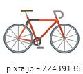 自転車(ロードバイク)【乗り物・シリーズ】 22439136
