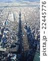 東京スカイツリーの影 22445776
