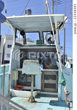 漁船操舵室 22448365