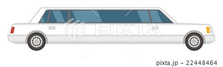 リムジン 高級乗用車【乗り物・シリーズ】 22448464
