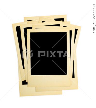 Retro photo cards 22455424