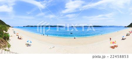 ニシハマ  ニシハマビーチ 夏イメージ 22458853