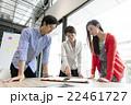 男性 女性 ビジネスの写真 22461727
