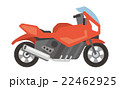 大型バイク【乗り物・シリーズ】 22462925