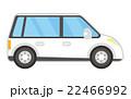 軽自動車 乗り物 車のイラスト 22466992