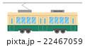 路面電車 チンチン電車【乗り物・シリーズ】 22467059