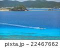 海 ケラマブルー 風景の写真 22467662