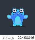 Blue Alien Wants A Hug 22468846